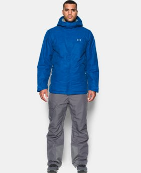 New Arrival Men's UA Storm Powerline Insulated Jacket  1 Color $199.99