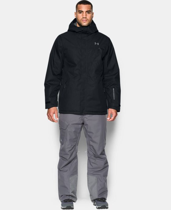 Men's UA Storm Timbr Insulated Jacket LIMITED TIME: 20% OFF 1 Color $289.99