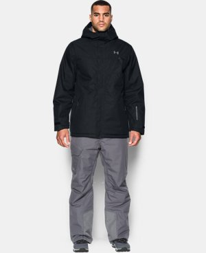 New Arrival Men's UA Storm Timbr Insulated Jacket  1 Color $249.99