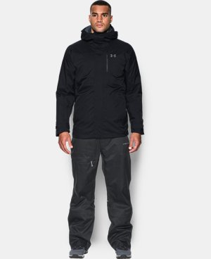 Men's ColdGear® Reactor Claimjumper 3-in-1 Jacket LIMITED TIME: FREE SHIPPING  $314.99