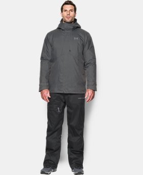 New Arrival  Men's ColdGear® Reactor Wayside 3-in-1 Jacket LIMITED TIME: FREE SHIPPING 2 Colors $289.99