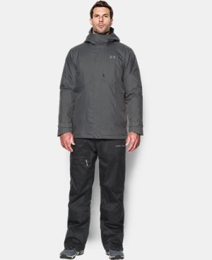 Best Seller  Men's ColdGear® Reactor Wayside 3-in-1 Jacket LIMITED TIME: FREE SHIPPING  $289.99
