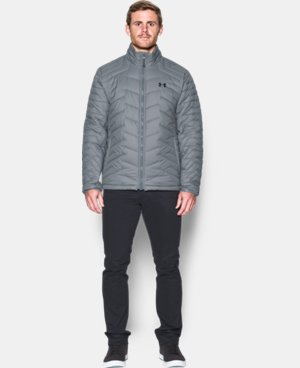 Best Seller  Men's ColdGear® Reactor Jacket LIMITED TIME: FREE SHIPPING 9 Colors $229.99