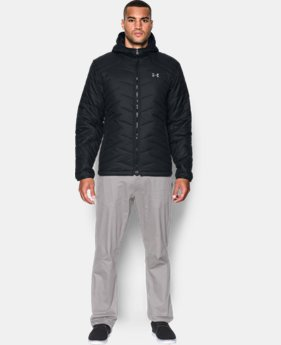Men's ColdGear® Reactor Hooded Jacket  1 Color $92.99 to $126.74
