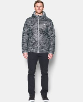 Men's ColdGear® Reactor Hooded Jacket LIMITED TIME: FREE U.S. SHIPPING 1 Color $224.99
