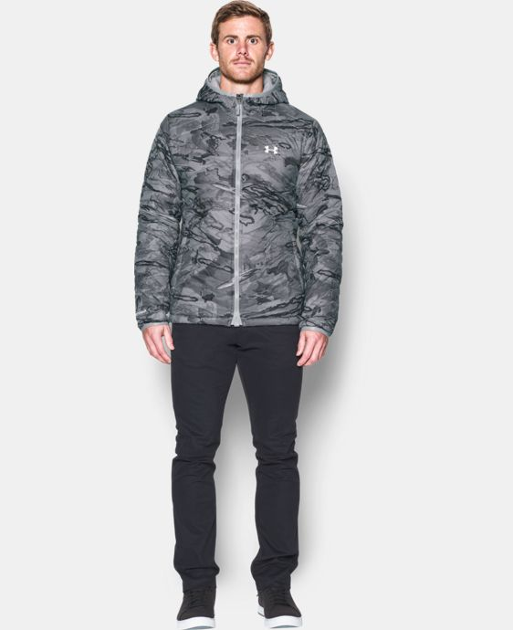 Men's ColdGear® Reactor Hooded Jacket  1 Color $168.99