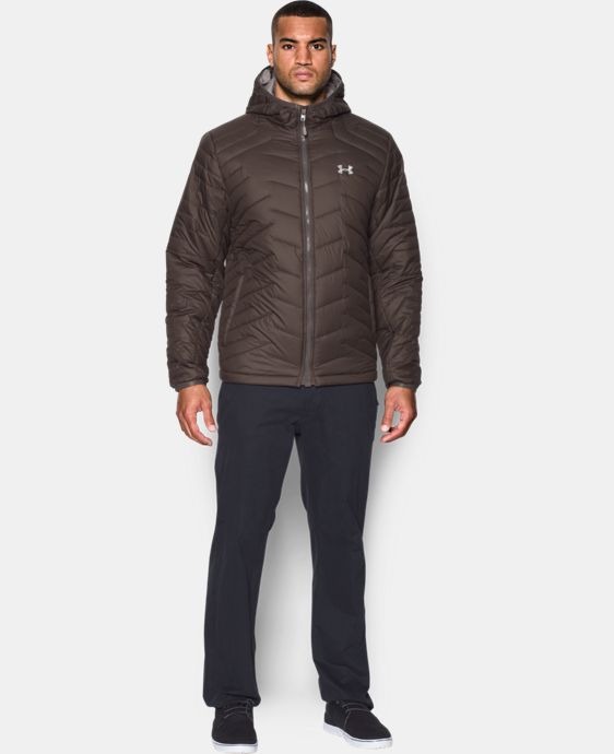 New Arrival  Men's ColdGear® Reactor Hooded Jacket   $259.99