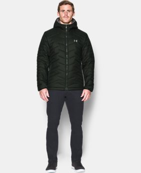 Men's ColdGear® Reactor Hooded Jacket  1 Color $123.99 to $168.99