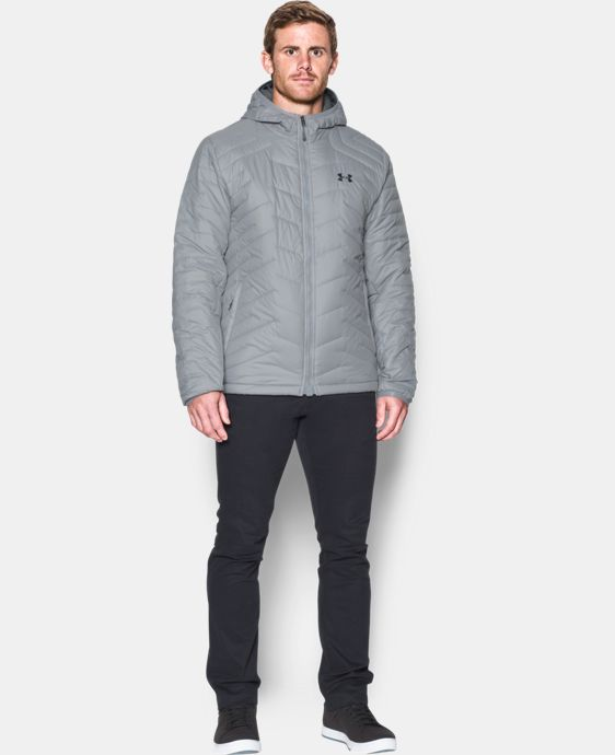 Best Seller  Men's ColdGear® Reactor Hooded Jacket   $259.99