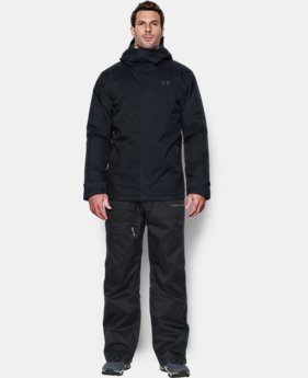 Best Seller  Men's ColdGear® Reactor Yonders Jacket LIMITED TIME: FREE SHIPPING 1 Color $289.99
