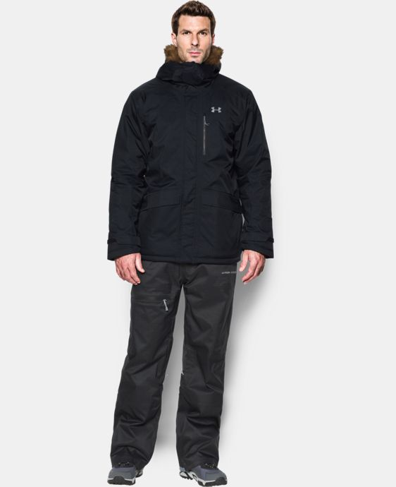Men's ColdGear® Reactor Voltage Jacket LIMITED TIME: FREE SHIPPING 1 Color $344.99