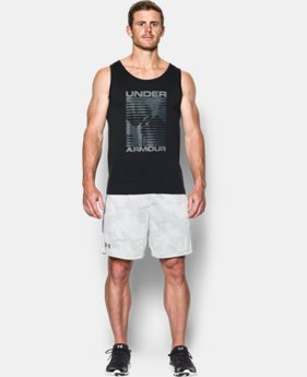 New Arrival  Men's UA Tech™ Turned Up Tank  1 Color $32.99