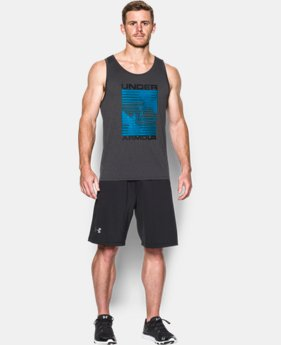 Men's UA Tech™ Turned Up Tank