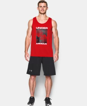 Men's UA Tech™ Turned Up Tank  1 Color $16.99