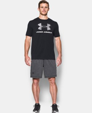Men's UA Gameday Sportstyle Logo T-Shirt   $29.99