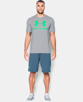 Men's UA Gameday Sportstyle Logo T-Shirt