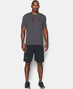 Men's UA Gameday Sportstyle Logo T-Shirt LIMITED TIME: FREE SHIPPING 3 Colors $24.99
