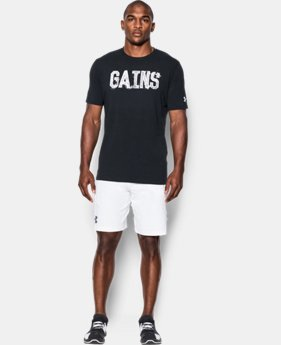 Men's UA Gains T-Shirt