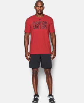New Arrival  Men's UA Every Day Matters T-Shirt LIMITED TIME: FREE SHIPPING 1 Color $29.99
