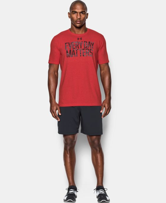 Men's UA Every Day Matters T-Shirt  1 Color $29.99