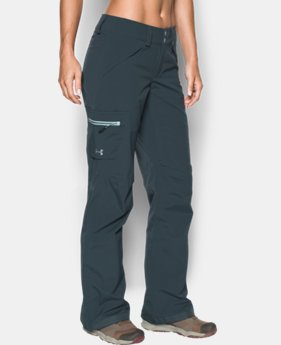 Women's UA ColdGear® Infrared Glades Pants LIMITED TIME: FREE U.S. SHIPPING 3 Colors $179.99