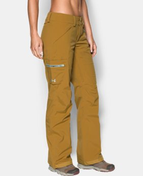 New Arrival Women's UA ColdGear® Infrared Glades Pants  1 Color $179.99