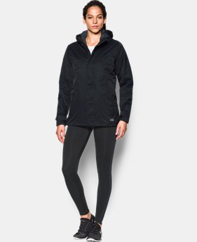 Women's UA ColdGear® Reactor Wayside 3-in-1 Jacket LIMITED TIME: FREE SHIPPING 1 Color $289.99