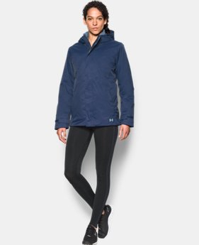 New Arrival  Women's UA ColdGear® Reactor Wayside 3-in-1 Jacket  1 Color $289.99