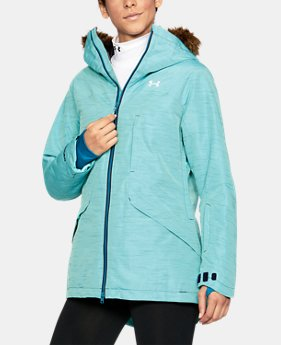 Women's UA ColdGear® Infrared Kymera Jacket  3 Colors $299.99