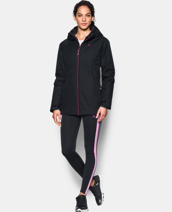 Women's UA ColdGear® Infrared Snowcrest Jacket LIMITED TIME: 20% OFF 1 Color $289.99