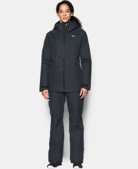 Women's UA ColdGear® Infrared Snowcrest Jacket  2 Colors $249.99