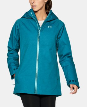 Women's UA ColdGear® Infrared Snowcrest Jacket  3 Colors $249.99