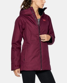 Women's UA ColdGear® Infrared Snowcrest Jacket  1 Color $187.49