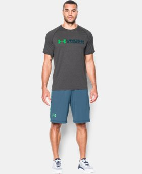 Men's UA Tech™ Fade Away T-Shirt LIMITED TIME: FREE SHIPPING 4 Colors $32.99
