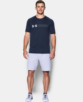 New Arrival  Men's UA Tech™ Fade Away T-Shirt LIMITED TIME: FREE SHIPPING  $32.99