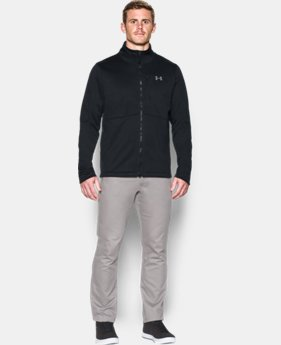 New Arrival  Men's UA Storm Softershell Jacket  1 Color $159.99