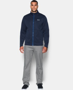 Best Seller  Men's UA Storm Softershell Jacket  1 Color $159.99