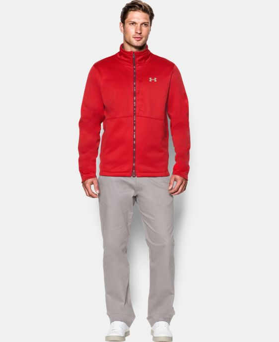 Men's UA ColdGear® Infrared Softershell Jacket LIMITED TIME: FREE U.S. SHIPPING 1 Color $112.49