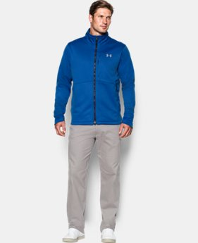 Men's UA ColdGear® Infrared Softershell Jacket LIMITED TIME OFFER + FREE U.S. SHIPPING 1 Color $112.49
