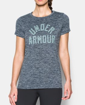 Women 39 s short sleeve shirts under armour us for Under armour brown t shirt