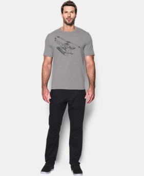 Men's UA Copter T-Shirt LIMITED TIME: FREE SHIPPING 1 Color $24.99