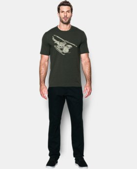 Men's UA Copter T-Shirt LIMITED TIME: FREE U.S. SHIPPING 1 Color $18.99