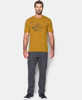 New Arrival  Men's UA Copter T-Shirt LIMITED TIME: FREE SHIPPING 1 Color $29.99