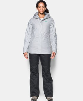 New Arrival Women's UA ColdGear® Infrared Powerline Insulated Jacket  1 Color $199.99
