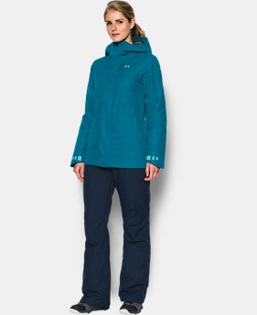 Women's ColdGear® Infrared Powerline Insulated Jacket  3 Colors $149.99