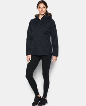 New Arrival  Women's UA ColdGear® Reactor Yonders Jacket  1 Color $289.99