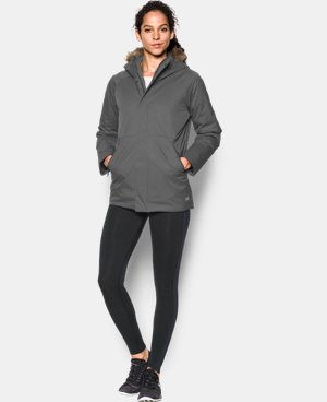 New Arrival  Women's UA ColdGear® Reactor Yonders Jacket LIMITED TIME: FREE SHIPPING 1 Color $289.99