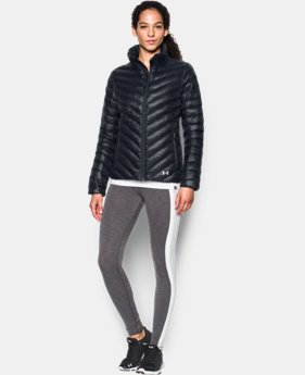 New Arrival  Women's UA ColdGear® Infrared Uptown Jacket LIMITED TIME: FREE SHIPPING 1 Color $229.99