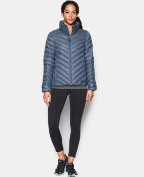 Women's UA ColdGear® Infrared Uptown Jacket  1 Color $199.99