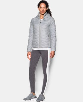 Women's UA ColdGear® Reactor Hooded Jacket  1 Color $123.99 to $135.99